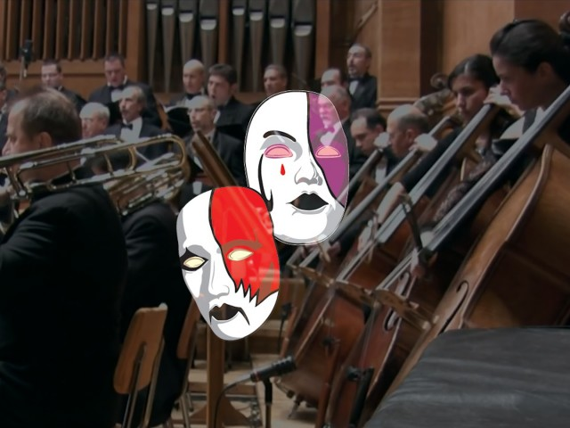 Classical pieces in  </br> Symphony X Songs